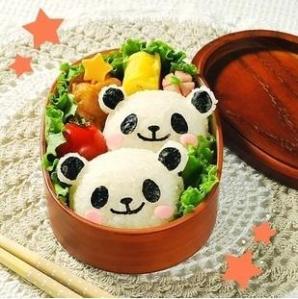Japan-s-panda-rice-ball-mold-suit-Bring-nori-seaweed-embossing-mould-of-sushi